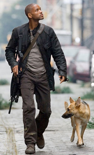 Will Smith I Am Legend Weight Loss